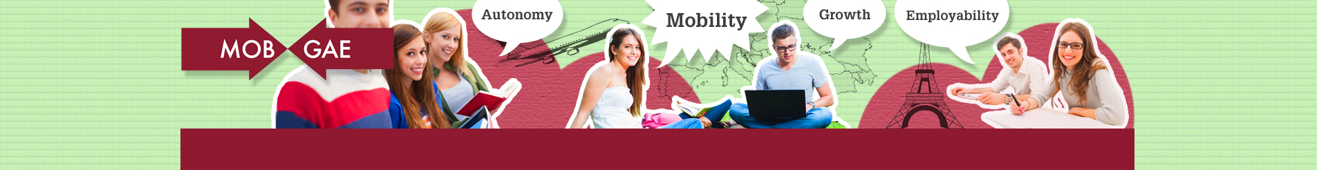 MOBility as a source of personal and professional Growth, Autonomy and Employability